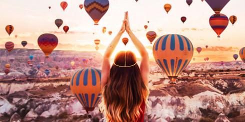 Cuando la realidad tiene mejor aspecto que Photoshop: 10+ fotos increíbles de Capadocia, Turquía