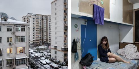 El estilo de vida en los búnkeres nucleares de Pekín que avergüenza a sus habitantes